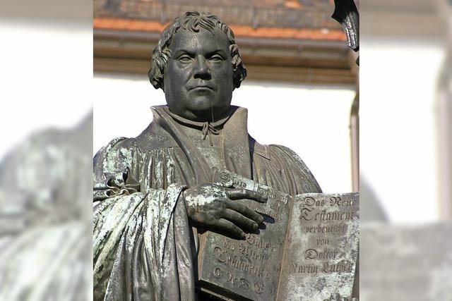 Auf den Spuren des Reformators