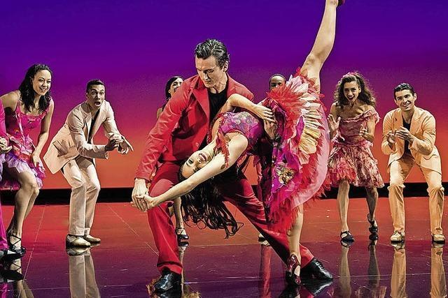 BZ GLÜCK: Tickets für die West Side Story