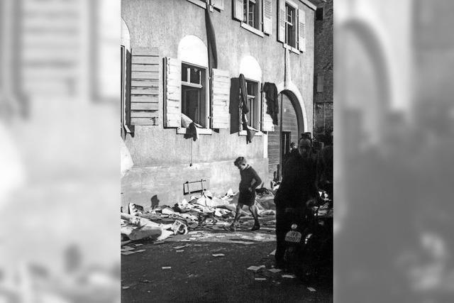 Zum Schicksal der Müllheimer Juden