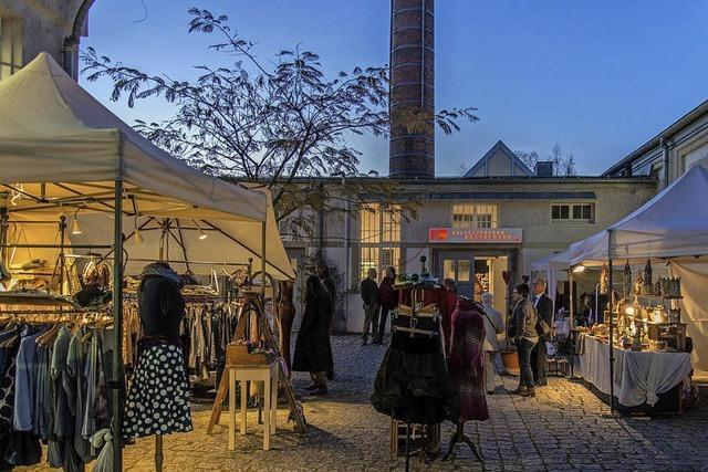 Der Kunsthandwerkmarkt im Kesselhaus feiert Silbernes Jubiläum
