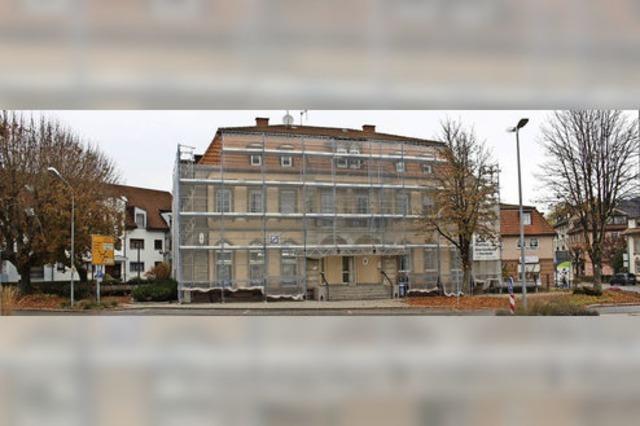 Mehr als 200.000 Euro will die Stadt in die Sanierung des Polizeipostens investieren