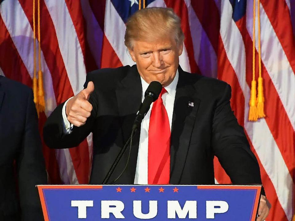 Donald Trump  | Foto: AFP