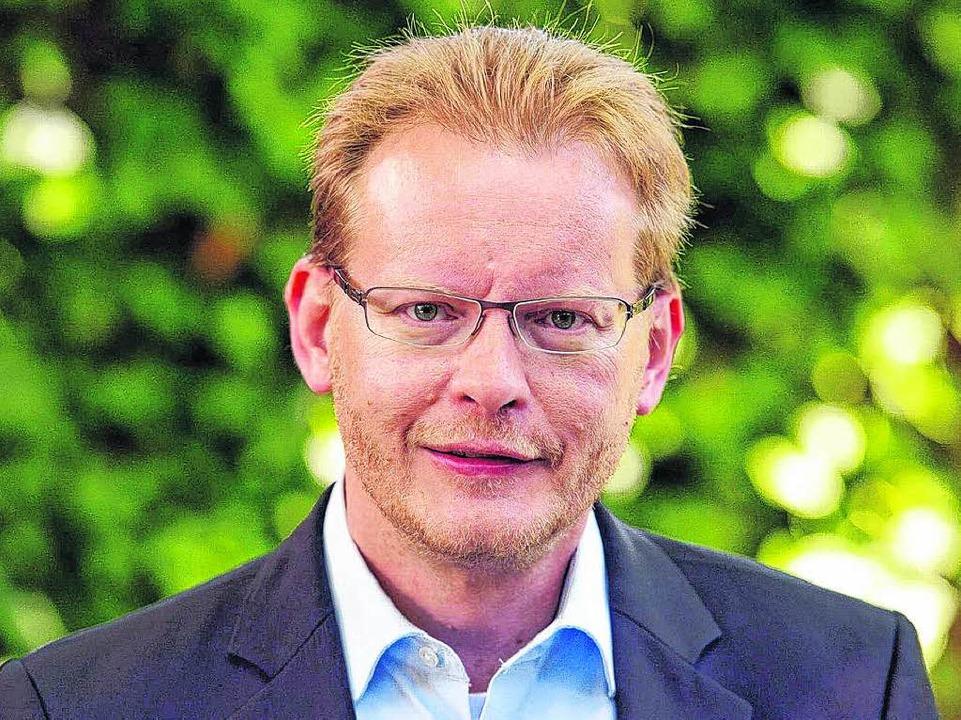 Thomas Dörflinger (CDU)  | Foto: Patrick Seeger