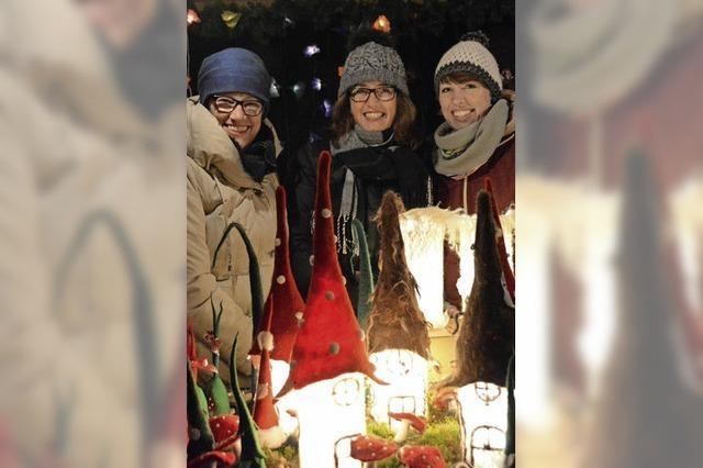 52 Teilnehmer beim Altweiler Adventsmarkt