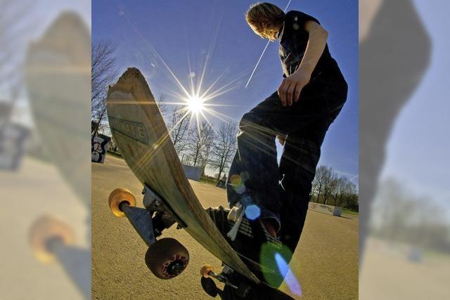 Der neue Schopfheimer Skaterpark rollt 2017 an