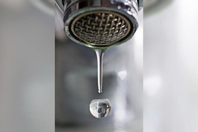Weg gesucht aus Wasserschuldenfalle