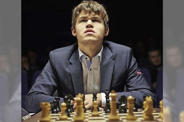 Der Mozart des Schachspiels