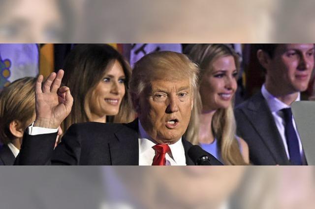 Held oder Maulheld? Donald Trump im Porträt