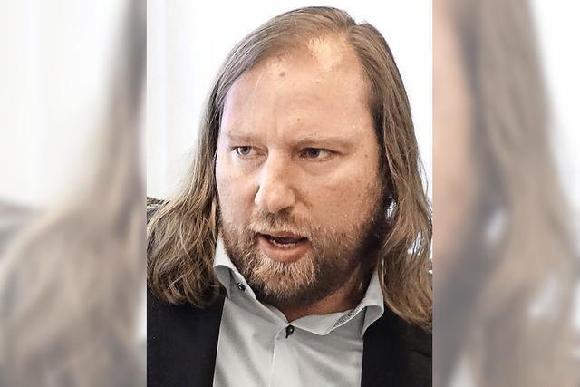 Grünen-Fraktionschef Anton Hofreiter über die Zukunft der Autoindustrie