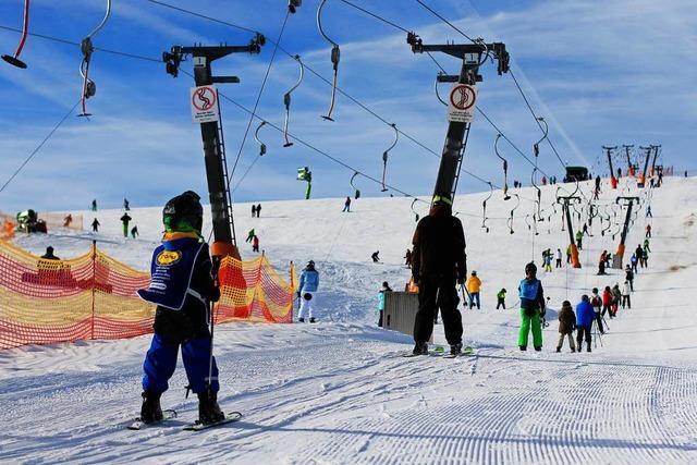 Start in die Skisaison: Pisten und Loipen sind bereit
