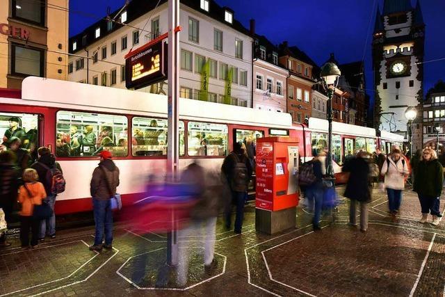 Wie gut funktioniert der Nachtverkehr in Freiburg und Umgebung?