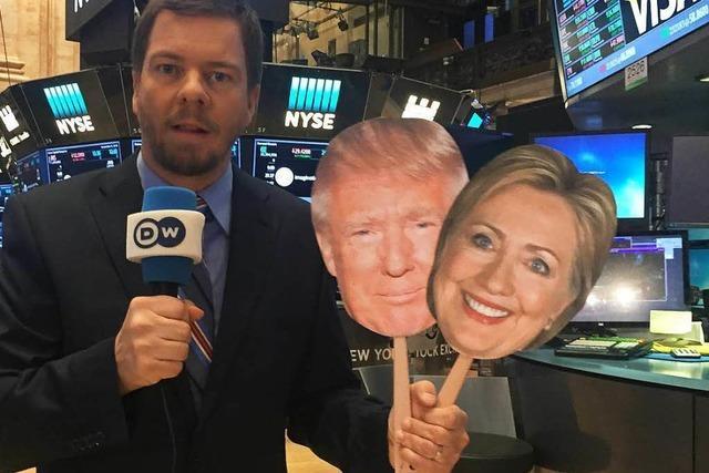 Wie ein Maulburger Journalist in den USA den Trump-Triumph sieht