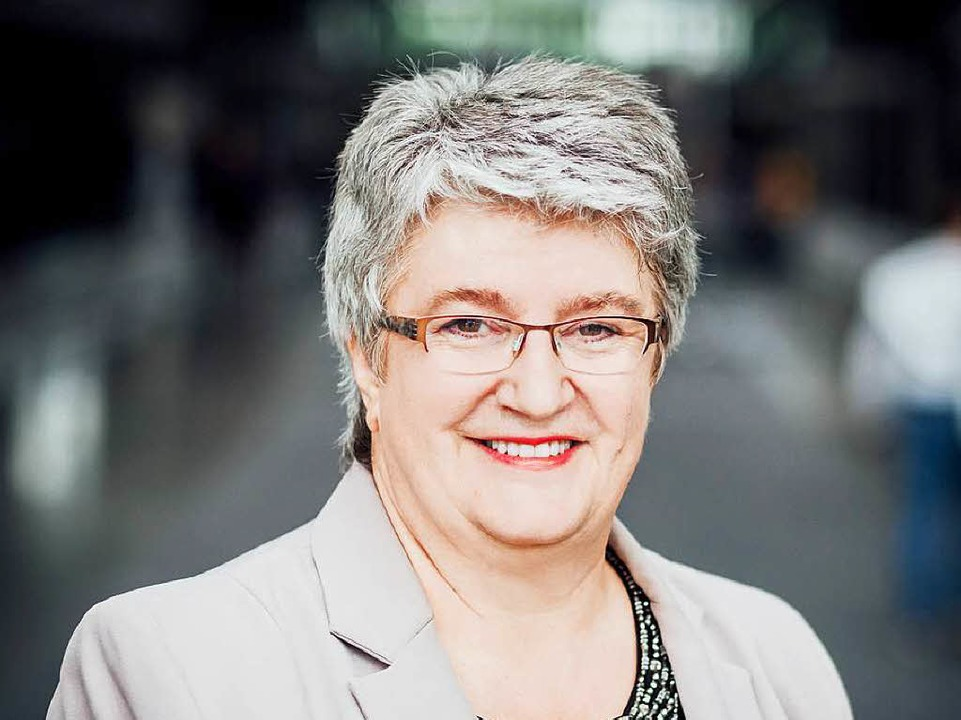 Gabriele Schmidt (CDU)  | Foto: Tobias Koch