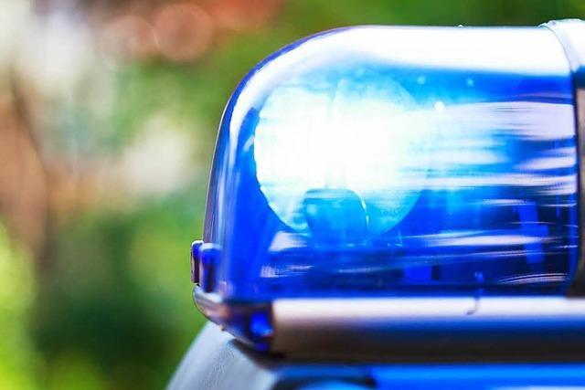 Schwerer Unfall zwischen Adelhausen und Maulburg