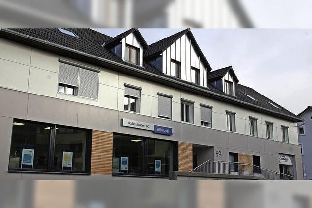 Neues Haus in Murger Mitte