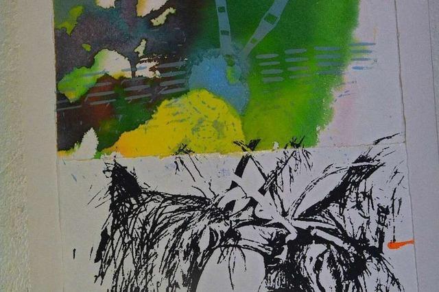 Teilnehmende Künstler (11): Gaby Roter