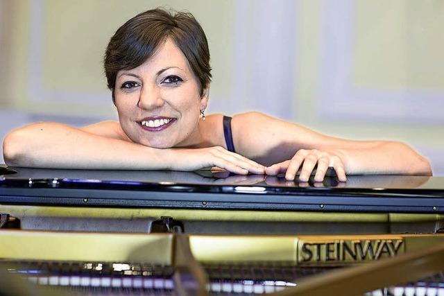 Pianistin Ioana Ilie gastiert in der Villa Ferrette in St. Blasien