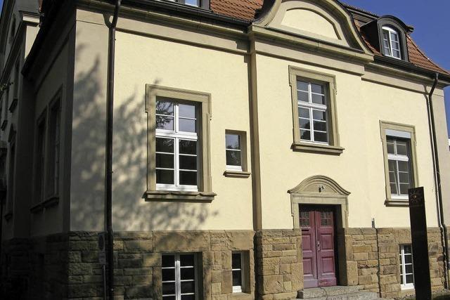 Neue Räume in Müllheim