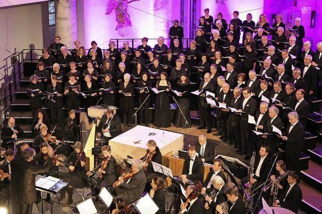 Konzerte in Sasbach-Erlenbad und Straßburg