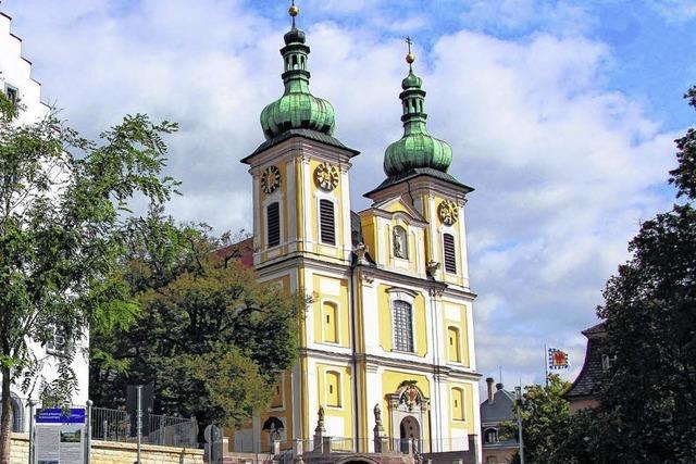 Drei Kirchen werden Baustelle