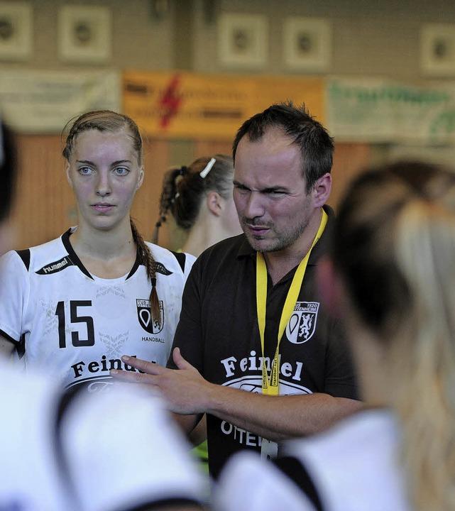 <BZ-FotoAnlauf>Handball-Oberliga Fraue...erwarten am Samstag einen Aufsteiger.   | Foto:  Pressebüro Schaller