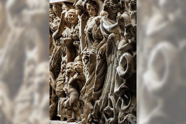 Das Basler Antikenmuseum wird 50