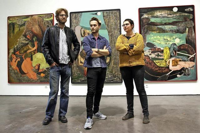 Preisträgerausstellung des Förderkreises Kunst und Kultur im Artforum