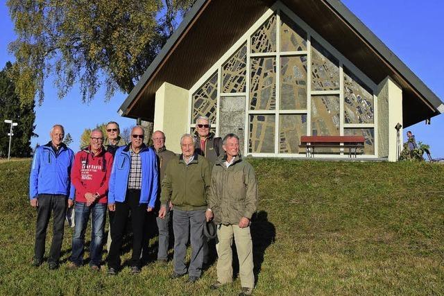 Kapelle in neuem Glanz