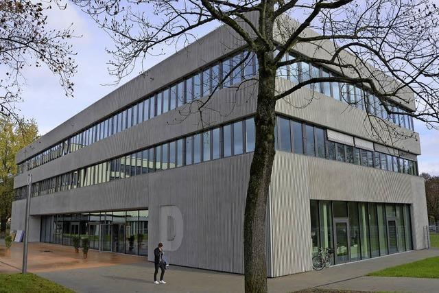 Schulzentrum nimmt lang ersehnten Bau D in Betrieb
