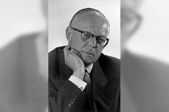 Julius Brecht war federführend bei der Enteignung der Juden