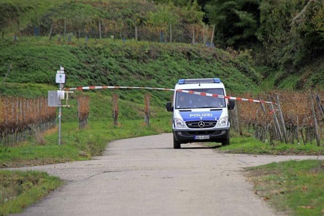 Polizei findet Tote im Endinger Wald