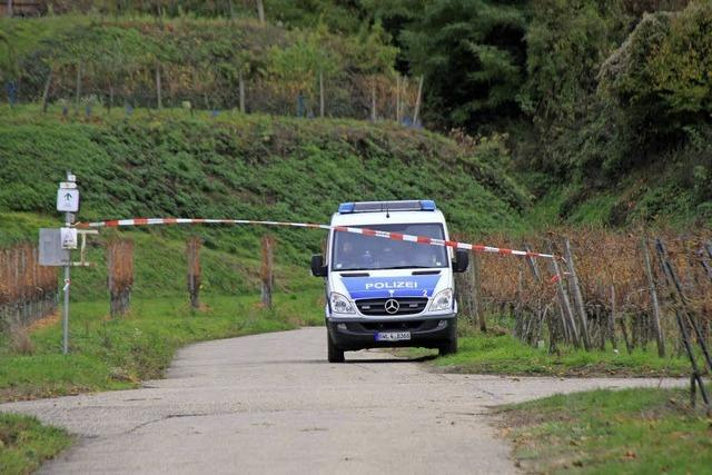 Polizei findet tote Frau im Wald