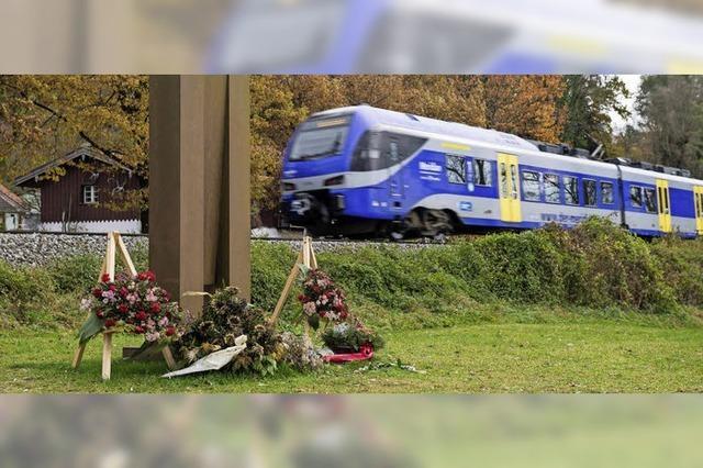 Der Prozess gegen den Verursacher des Zugunglücks in Bad Aibling hat begonnen