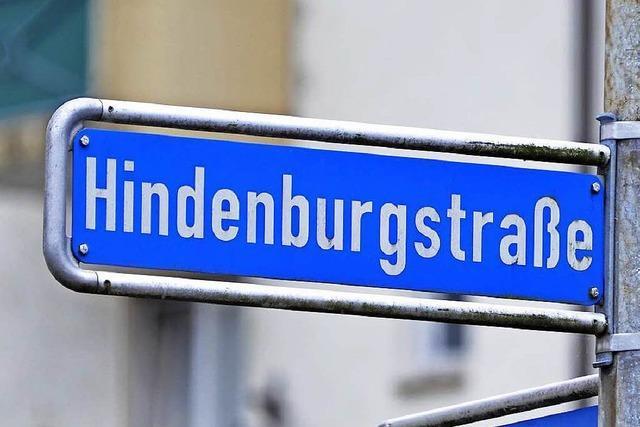 Freiburger wollen umstrittene Straßennamen behalten