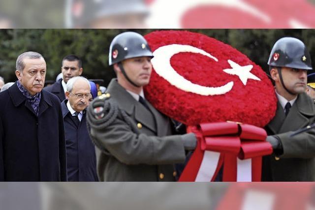 Erdogan hofft auf Schulterschluss mit den USA