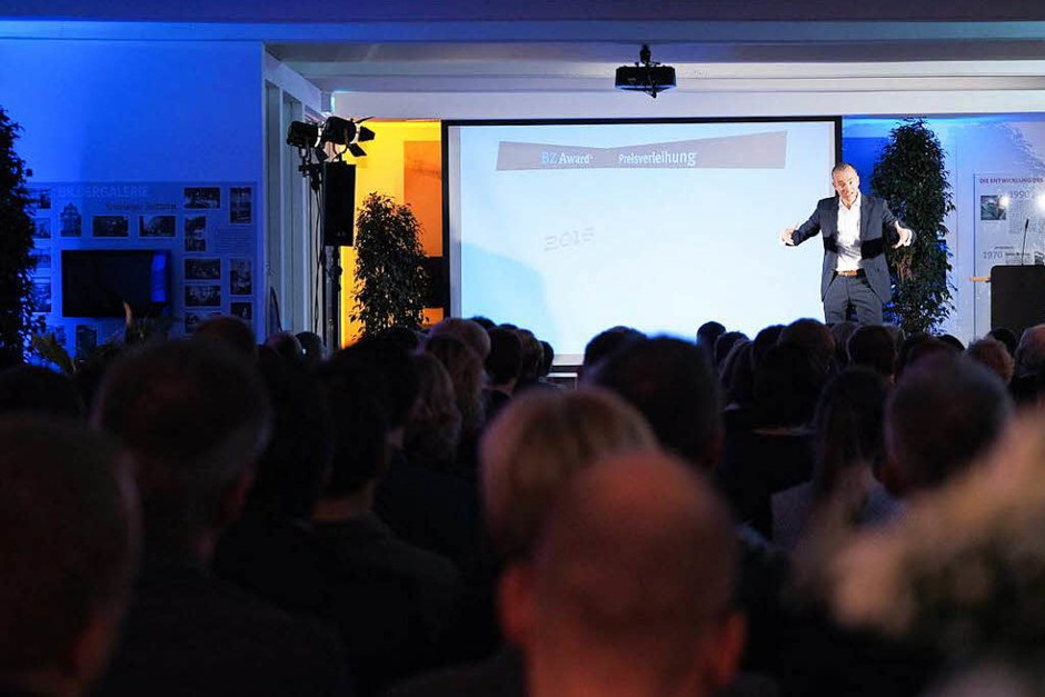 Zum fünften Mal hat die BZ besondere cross-mediale Werbung mit dem BZ-Award ausgezeichnet (Foto: Miroslav Dakov)