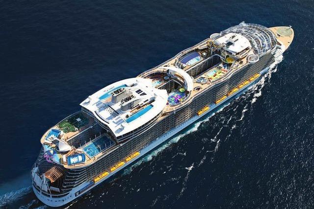 Warum Kreuzfahrtschiffe immer größer werden