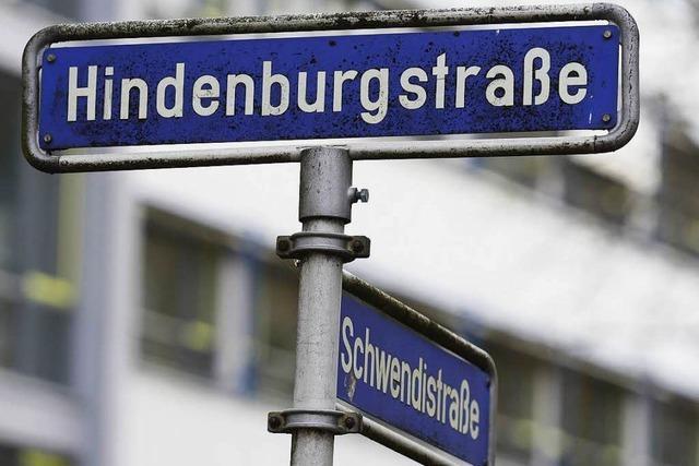 BZ-Umfrage: Mehrheit der Freiburger lehnt Straßennamen-Änderung ab