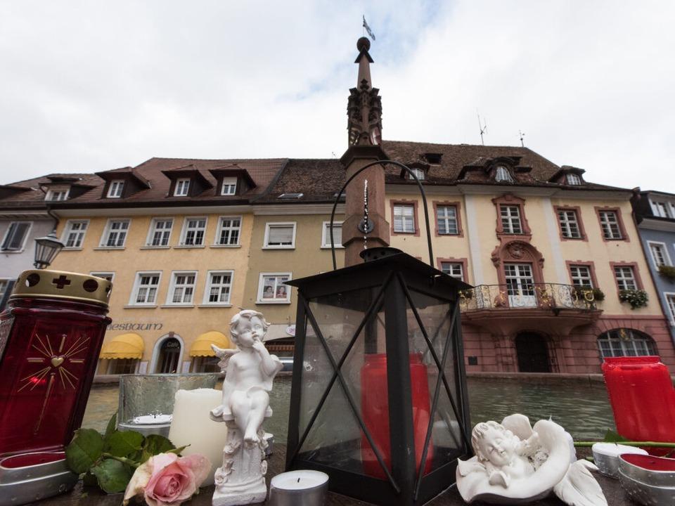 Trauer in Endingen  | Foto: dpa