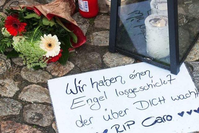 Fotos: Endingen trauert um getötete Carolin G.