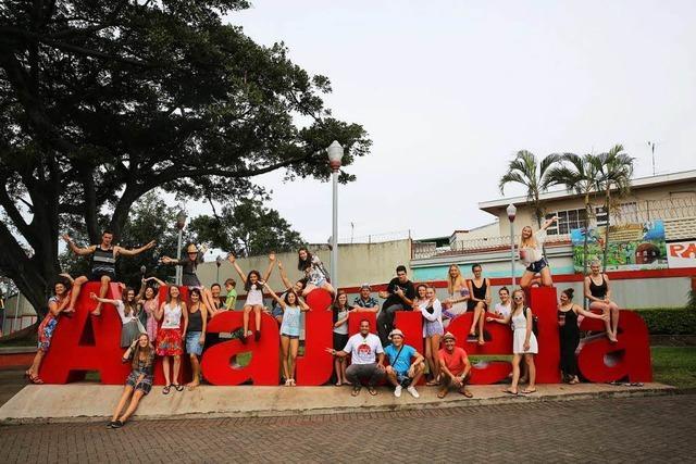 Lahrer Jugendchor erfreut Costa Rica