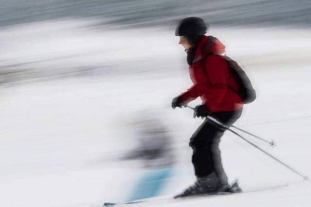 Skisaison am Feldberg hat begonnen – erste Lifte in Betrieb