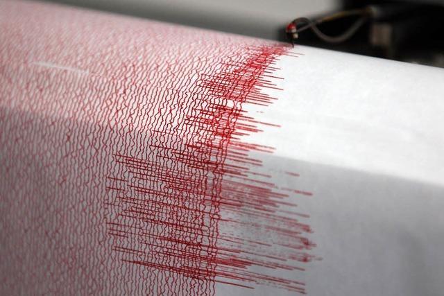 Neuseeland gibt Tsunami-Warnung nach schwerem Erdbeben aus