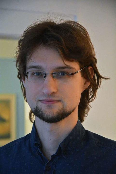 Wladimir Fuchs    Foto: Barbara Ruda