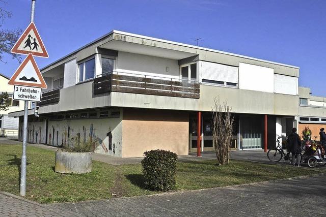 Die Hausmeisterwohnung in Hartheim wird nicht zur Flüchtlingsunterkunft umgebaut