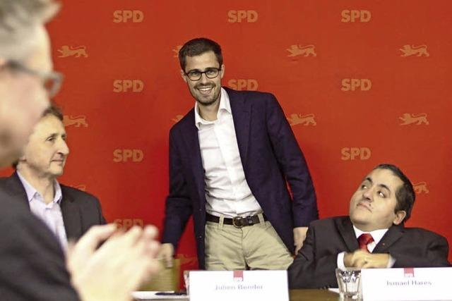 SPD schickt Julien Bender ins Rennen