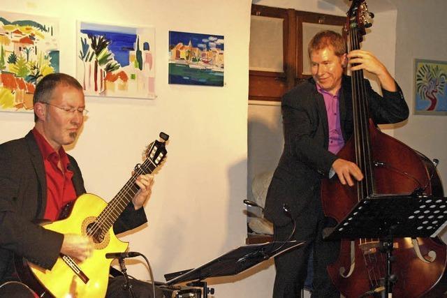 Flamenco-Jazz heizt Wehr ein