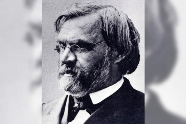 Johann Alexander Ecker war ein Wegbereiter der nationalsozialistischen Ideologie