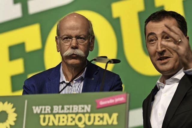 Daimler-Chef Zetsche verspricht, den Verbrennungsmotor abzuschaffen