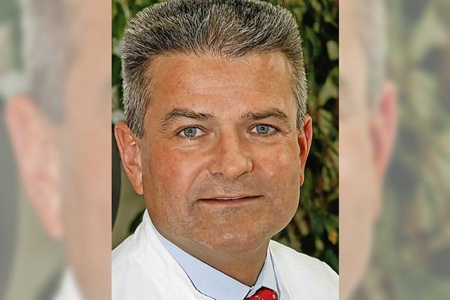 """Jochen Seufert: """"Der Patient muss aktiv mitarbeiten"""""""